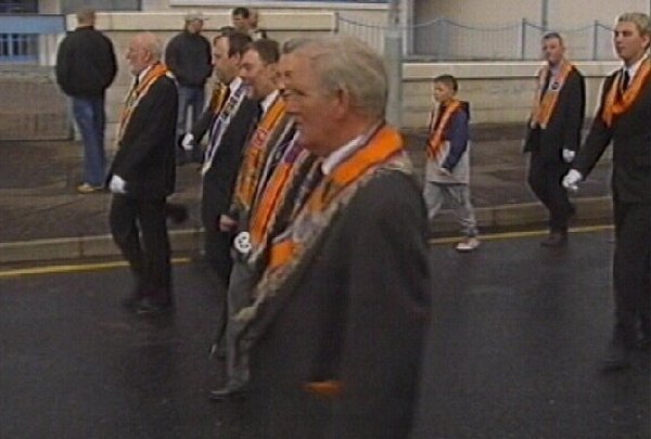 Orange Order - Parade can go ahead