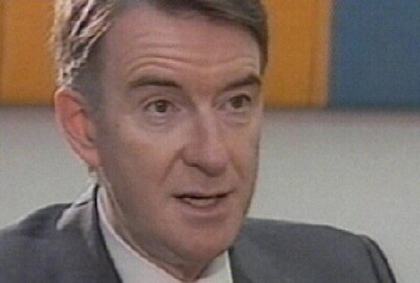 Peter Mandelson - Row over farm trade proposals