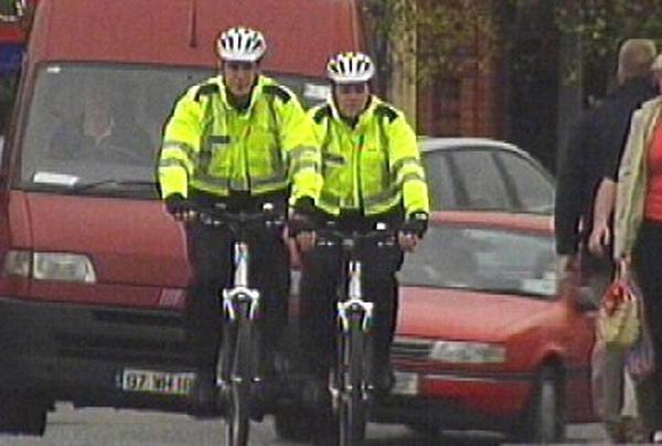 Gardaí - Bike patrols launched