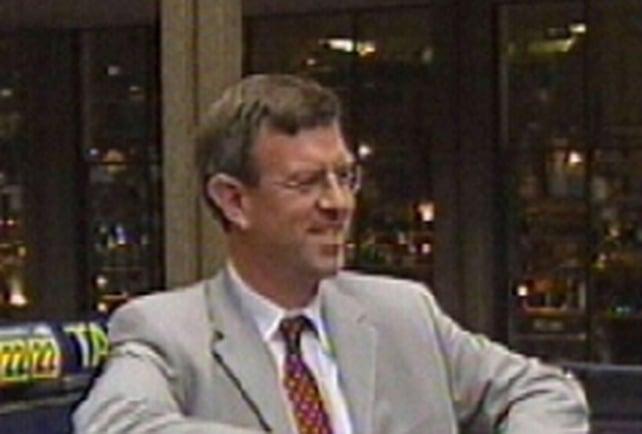 Gerard Deerin - New taxi regulator