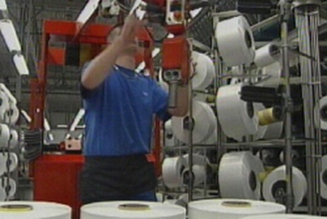 UNIFI - Donegal textile plant to close