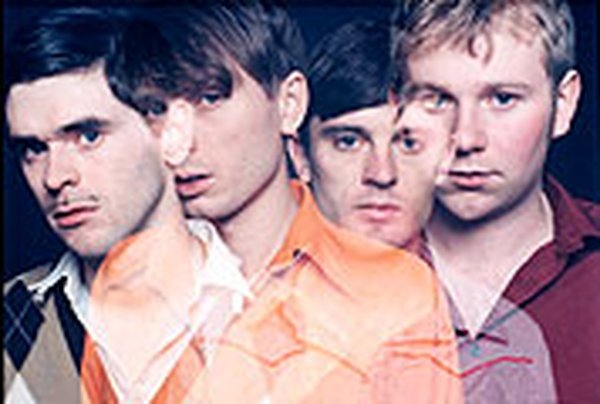 Franz Ferdinand - Nominated in five NME categories