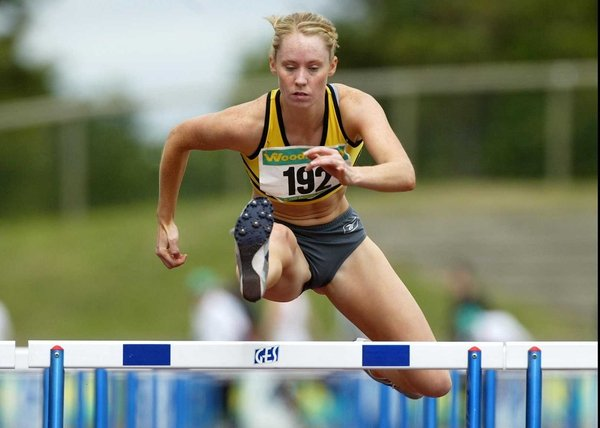 Derval O'Rourke has been enjoying a sparkling indoor season