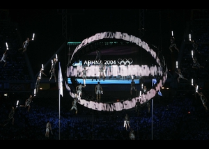 5 cities are hoping to put on a spectacular opening ceremony in 2012, as Athens did earlier this summer