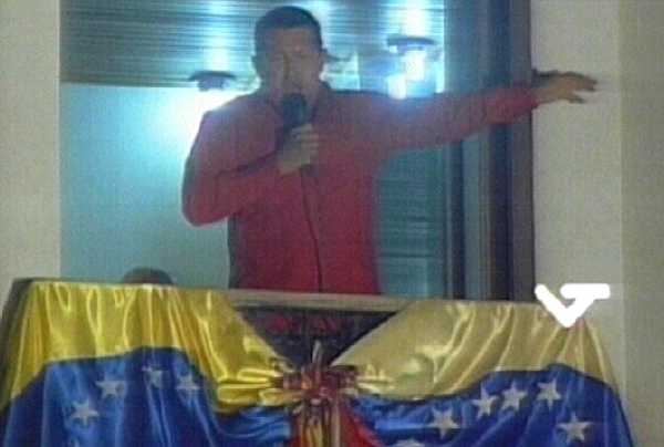 Hugo Chavez - Six-year term