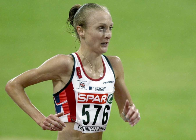 Paula Radcliffe will miss the World Cross Country championships