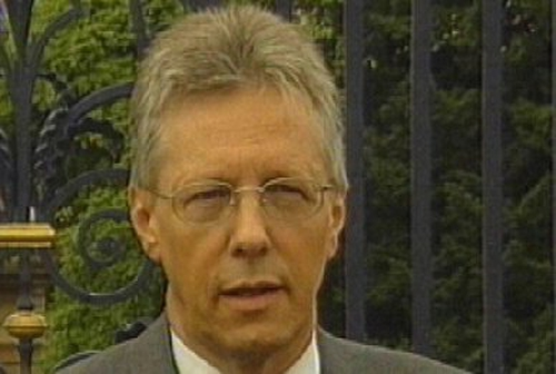 Peter Robinson - DUP delegation for US meetings