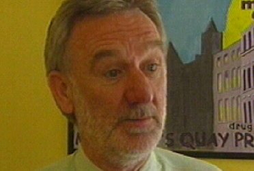 Tony Geoghegan - Lack of options for homeless people and drug users