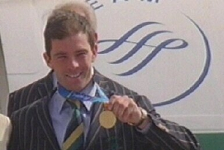 Cian O'Connor - Gold medal in doubt