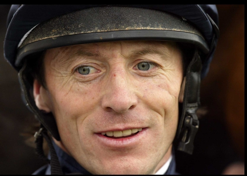 Kieren Fallon blamed a slow pace and the ground for Hurricane Run's poor show in the Arc