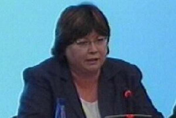 Mary Harney - Speech to focus on Pope