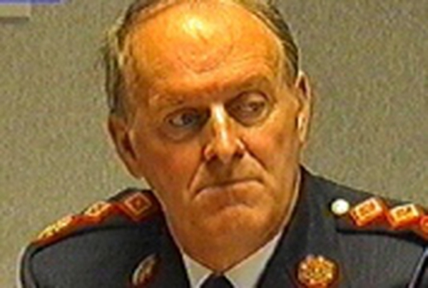 Noel Conroy - 'Gardaí will react to protect public'