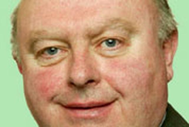 Michael Fahy - Resigns from Fianna Fáil