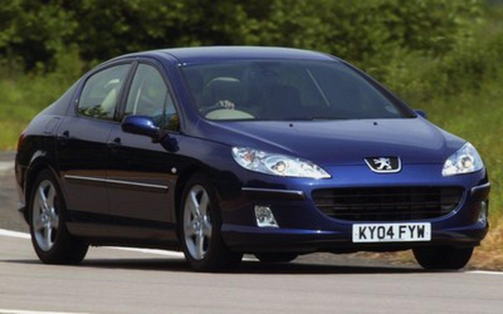 Car Peugeot-407 - trendsetter