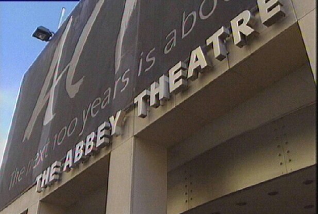 Abbey Theatre - Facing difficult times