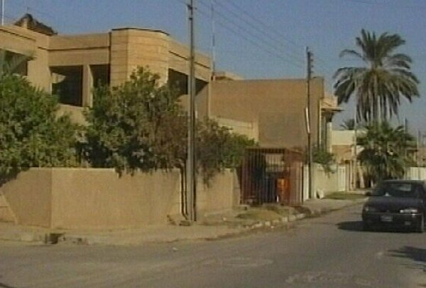 Mansur, Baghdad - Three abducted from house