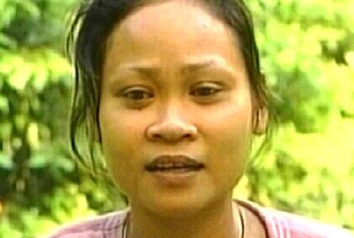 Sombat Bigley - Plea to husband's captors
