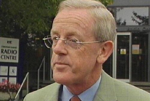 Frank Dunlop - At Mahon probe
