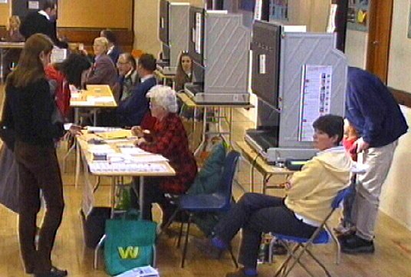 Electronic Voting - Dáil committee examining