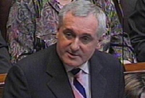 Bertie Ahern - Ten years as FF leader