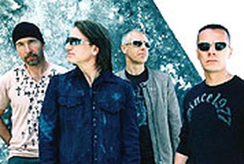 U2 - Best Irish Band, Best Irish Album and Best Live Performance