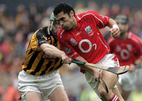Seán Óg Ó hAilpín is aiming to win his fourth All-Ireland winners medal on Sunday