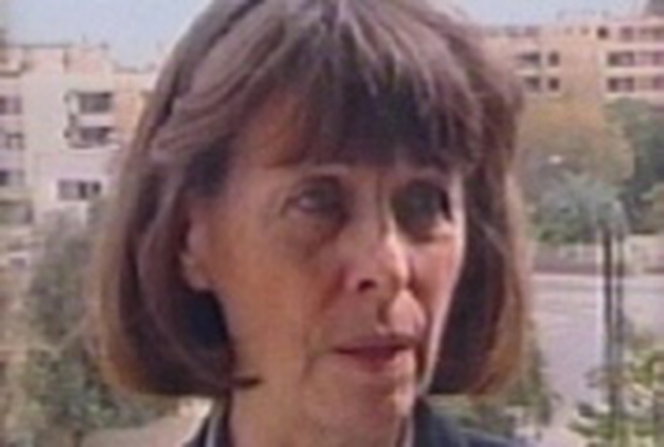 Margaret Hassan - Kidnapped yesterday in Iraq