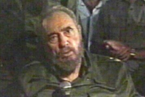 Fidel Castro - Accusations prompted rift