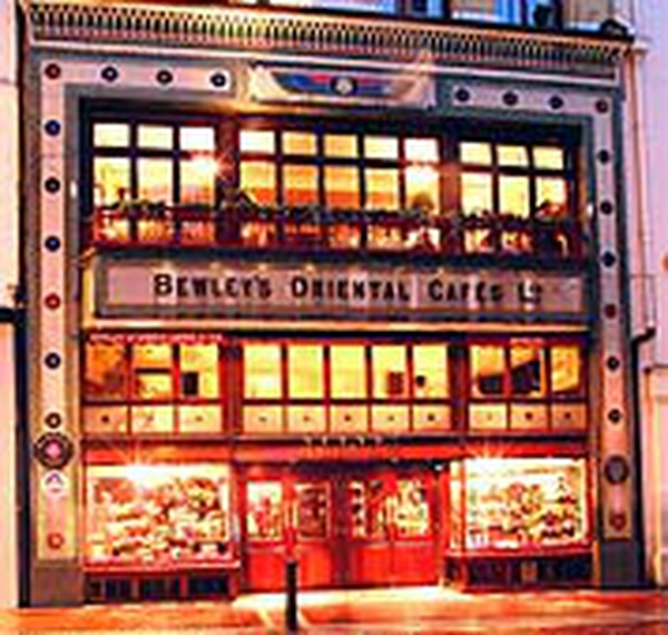 Bewley's - Campaign to save Dublin cafes