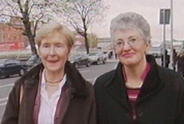 Ann Louise Gilligan & Katherine Zappone