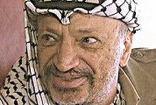 Arafat's body exhumed to be tested for poison