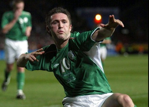 Robbie Keane has been confirmed as captain of the Republic of Ireland
