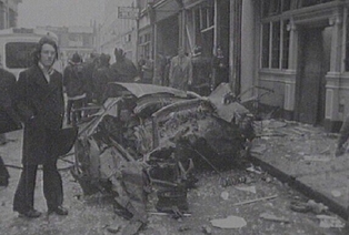 1974 - Attacks in Dublin & Monaghan