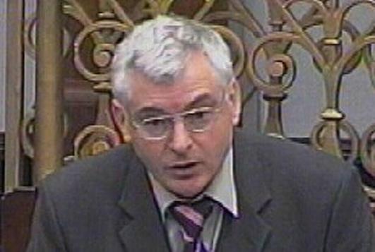 Joe Higgins - Páirtí Sóisialach.