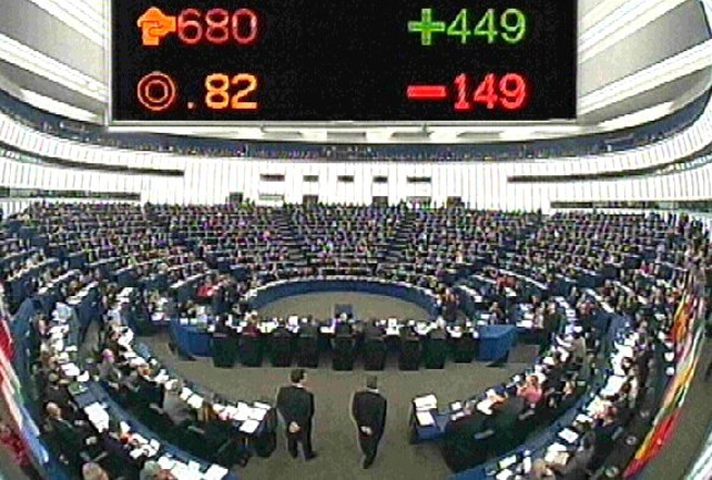 EU Parliament - To vote on scrapping tobacco fund