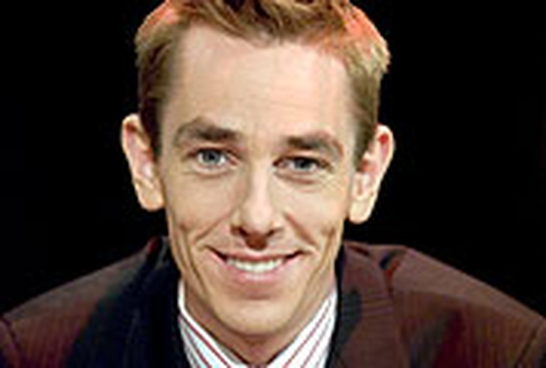 Ryan Tubridy - To take pay cut