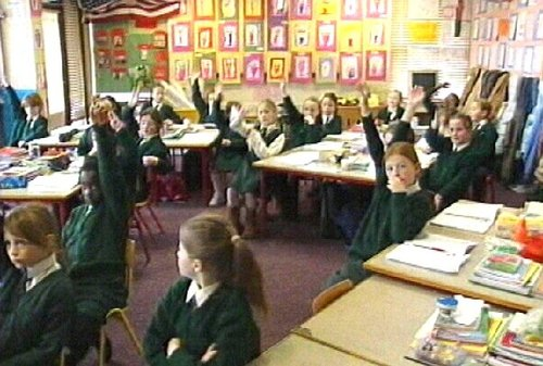 Primary schools - Poorly resourced
