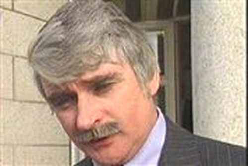 Willie O'Dea - Plays down bullying claims