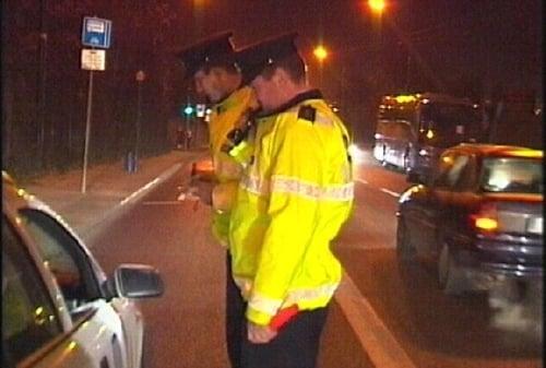 Garda checkpoints - Bank Holiday operation