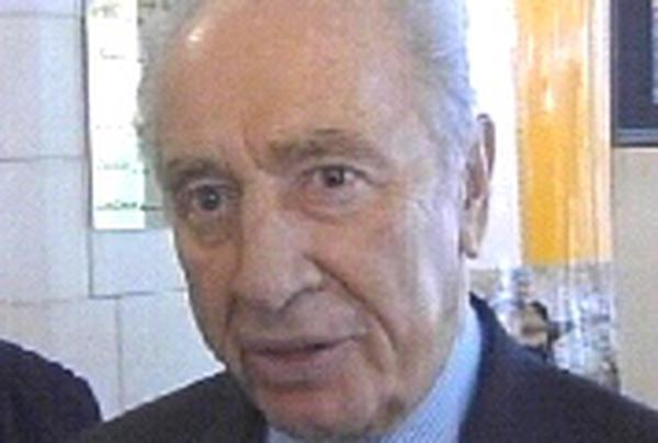 Shimon Peres - To become deputy leader