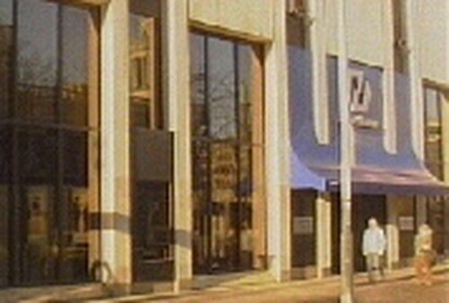 Northern Bank HQ - Millions of pounds believed stolen