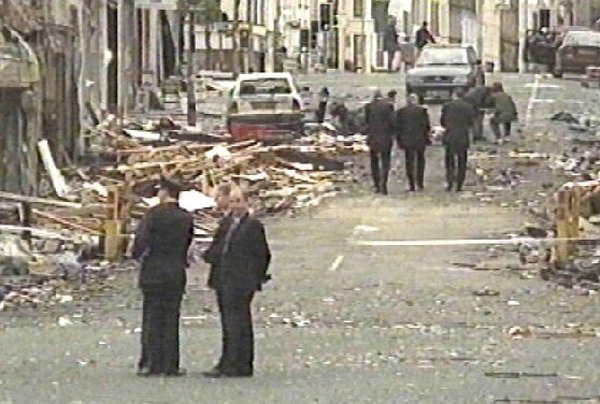 Omagh bombing - Hoey committed for trial