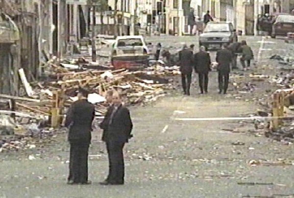 Omagh - 29 killed in 1998