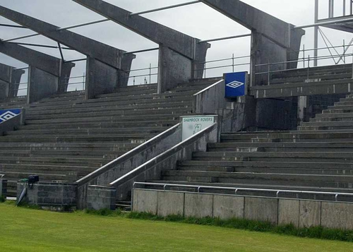 Work on the Tallaght Stadium can finally be finished