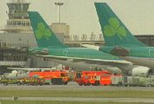 Aer Lingus - Leaving date for executives