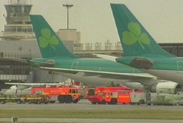 Aer Lingus - Check-in system failed