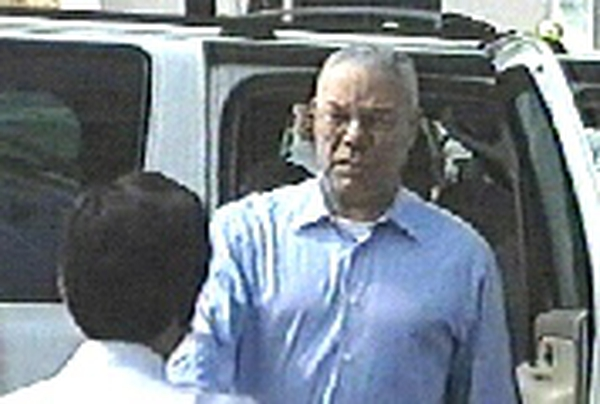 Colin Powell - Factfinding in Asia