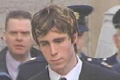 Wayne O'Donoghue - Remanded on manslaughter charge