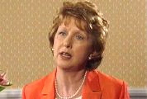 Mary McAleese - Referred Bill to Court
