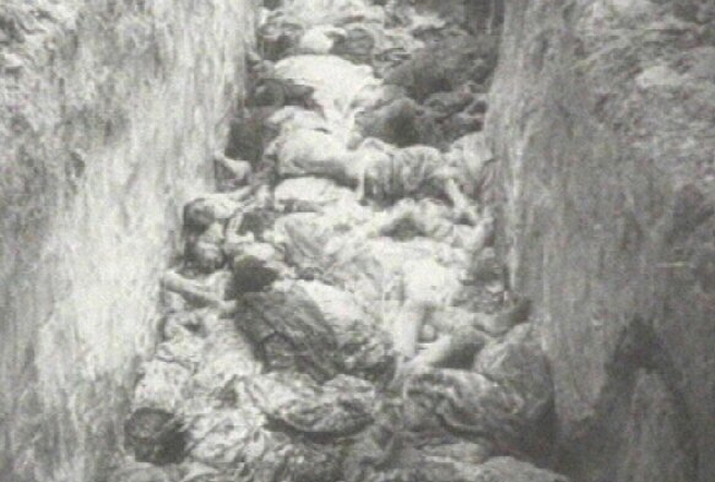 Holocaust - Millions died during WWII